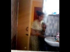 Desi mom shower 126